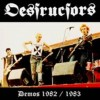 Portada de DESTRUCTORS - DEMOS 1982/1983