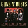 Portada de GUNS N ROSES - AT THE PERKINS PALACE, PASADENA, CA