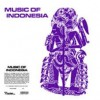 Portada de UNKOWN ARTIST - MUSIC OF INDONESIA