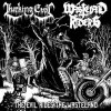 Portada de WASTELAND RIDERS/LURKING EVIL - THE EVIL RIDES THE WASTELAND