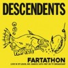 Portada de DESCENDENTS - FARTATHON.LIVE IN ST. LOUIS, 1987