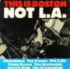 Portada de VARIOUS - THIS IS BOSTON NOT LA