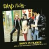 Portada de DEAD BOYS - DOWN IN FLAMES - LIVE AT OLD WALFORD, 1977