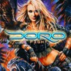 Portada de DORO - FIGHT (LTD. SPLATTERED)