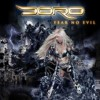 Portada de DORO - FEAR NO EVIL (2LP LTD. PURPLE)
