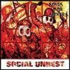 Portada de SOCIAL UNREST - SONGS FOR SINNERS