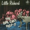 Portada de LITTLE RICHARD - THE GIRL CAN