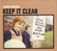 Portada de CAMERA OBSCURA - KEEP IT CLEAN (CLEAR VINYL+MP3)